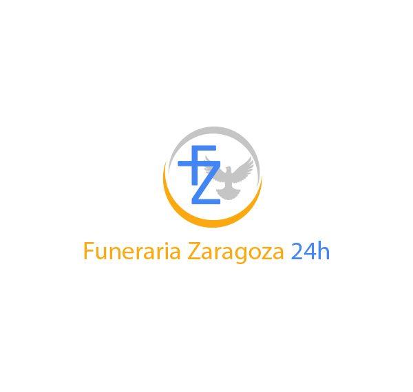 funeraria zaragoza 24h logo